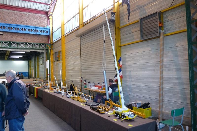 Maubeuge : Salon du train / Espace Sculfort P1100410