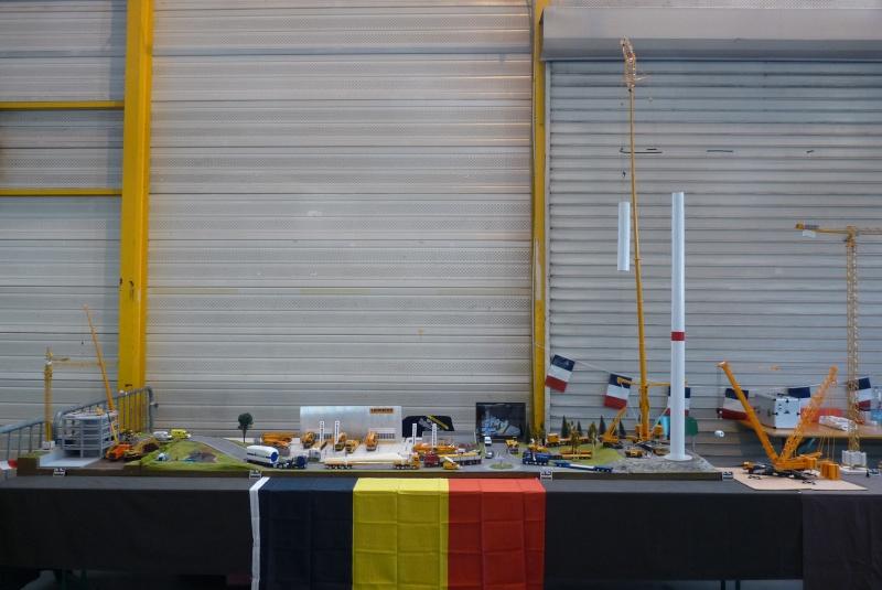 Maubeuge : Salon du train / Espace Sculfort P1100412