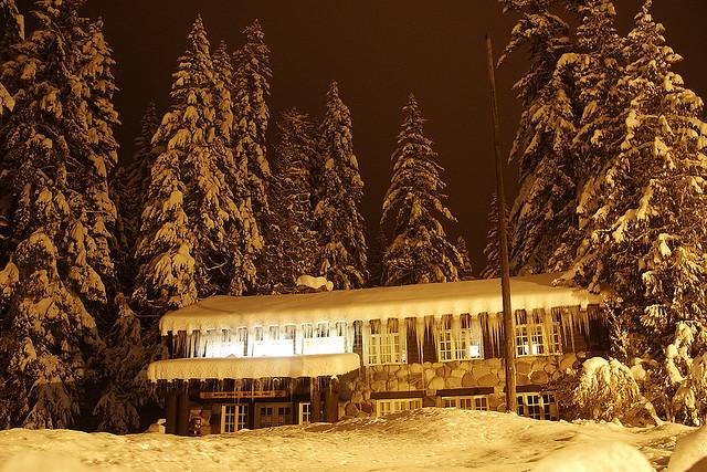 Le leggendarie nevicate del Mount Rainier 31666910