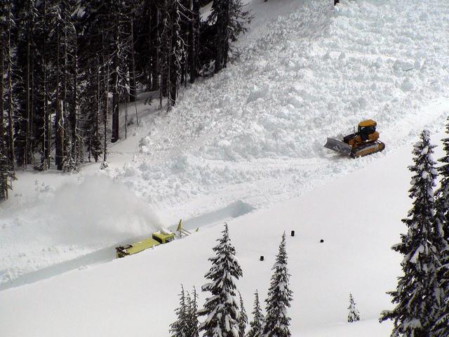Le leggendarie nevicate del Mount Rainier 45872510