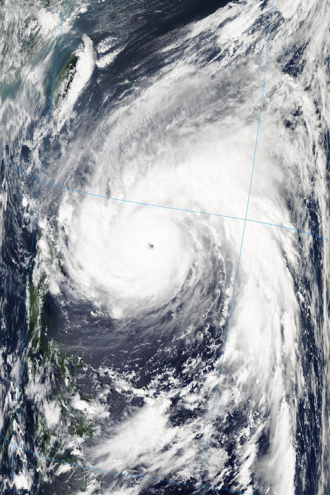 Tifone Megi Crefl210