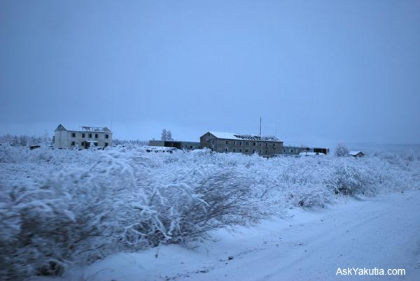 Road of Bones (la strada delle ossa) - Kolymskaya trassa (il tracciato della Kolyma) Dsc_0214