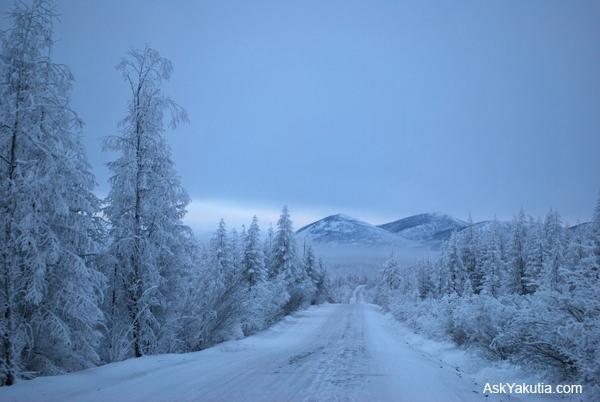 Road of Bones (la strada delle ossa) - Kolymskaya trassa (il tracciato della Kolyma) Dsc_0215