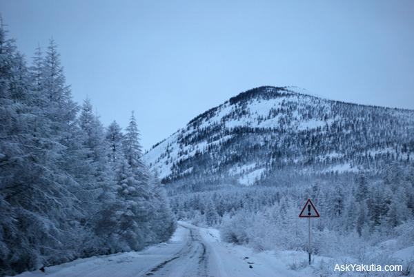Road of Bones (la strada delle ossa) - Kolymskaya trassa (il tracciato della Kolyma) Dsc_0216