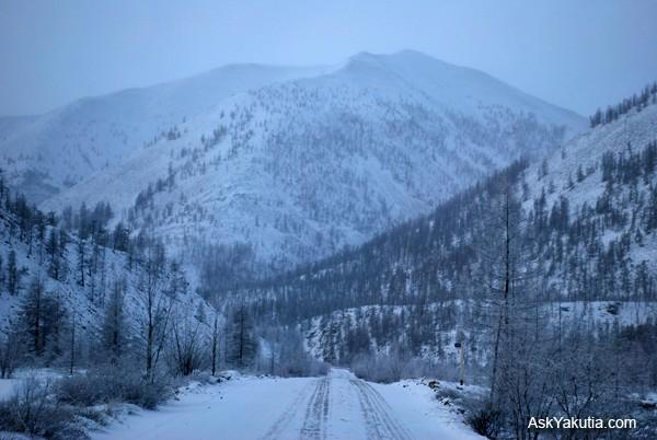 Road of Bones (la strada delle ossa) - Kolymskaya trassa (il tracciato della Kolyma) Dsc_0314