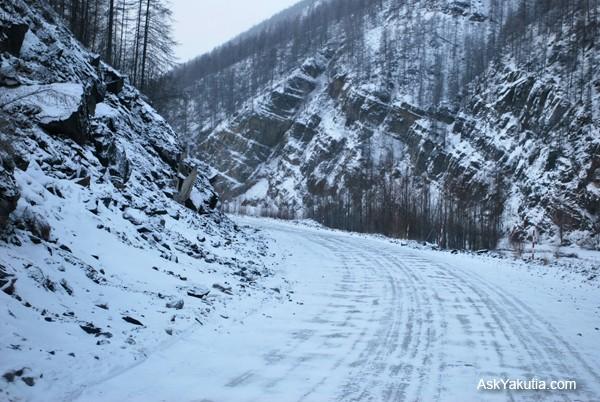 Road of Bones (la strada delle ossa) - Kolymskaya trassa (il tracciato della Kolyma) Dsc_0315