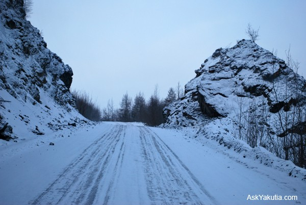 Road of Bones (la strada delle ossa) - Kolymskaya trassa (il tracciato della Kolyma) Dsc_0316