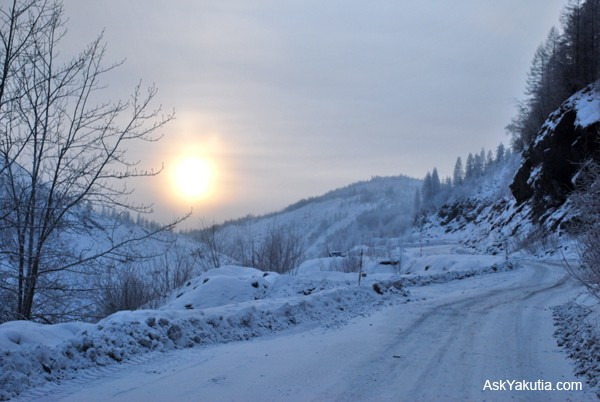 Road of Bones (la strada delle ossa) - Kolymskaya trassa (il tracciato della Kolyma) Dsc_0318