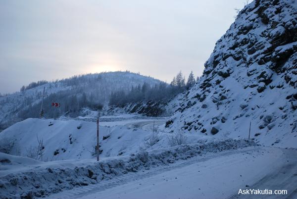 Road of Bones (la strada delle ossa) - Kolymskaya trassa (il tracciato della Kolyma) Dsc_0319