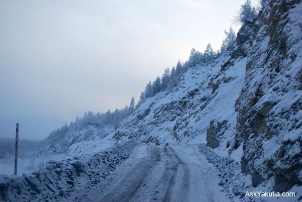 Road of Bones (la strada delle ossa) - Kolymskaya trassa (il tracciato della Kolyma) Dsc_0324