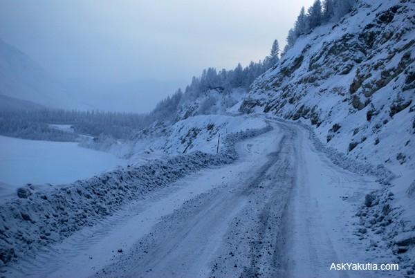 Road of Bones (la strada delle ossa) - Kolymskaya trassa (il tracciato della Kolyma) Dsc_0325
