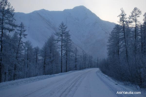 Road of Bones (la strada delle ossa) - Kolymskaya trassa (il tracciato della Kolyma) Dsc_0329