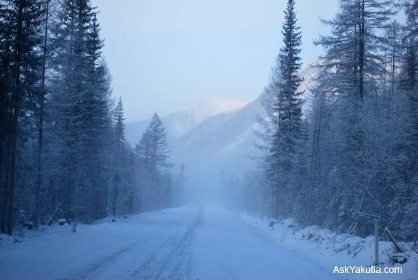 Road of Bones (la strada delle ossa) - Kolymskaya trassa (il tracciato della Kolyma) Dsc_0411