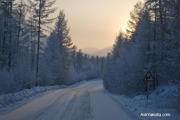 Road of Bones (la strada delle ossa) - Kolymskaya trassa (il tracciato della Kolyma) Dsc_0413