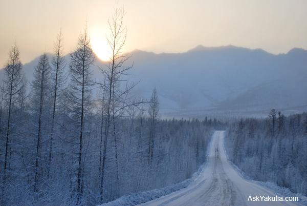 Road of Bones (la strada delle ossa) - Kolymskaya trassa (il tracciato della Kolyma) Dsc_0414