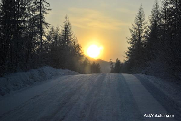 Road of Bones (la strada delle ossa) - Kolymskaya trassa (il tracciato della Kolyma) Dsc_0416