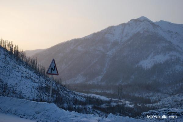 Road of Bones (la strada delle ossa) - Kolymskaya trassa (il tracciato della Kolyma) Dsc_0417