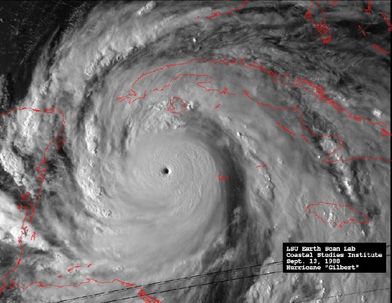 Uragani / Hurricanes Gilber10