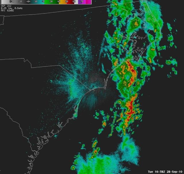 Storiche piogge lungo la costa orientale degli Stati Uniti Kltx_011