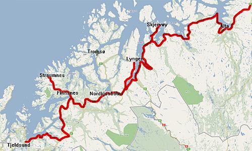 Reportage fotografico viaggio attraverso la Norvegia M2008010