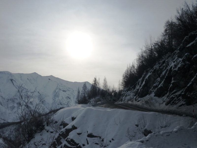 Road of Bones (la strada delle ossa) - Kolymskaya trassa (il tracciato della Kolyma) P1010711