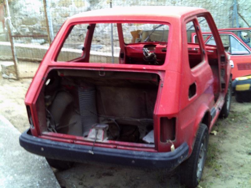 Restauro Fiat 126 Personal 4 - Pagina 2 Pict0017