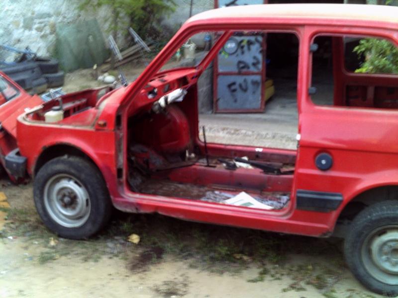 Restauro Fiat 126 Personal 4 - Pagina 2 Pict0018