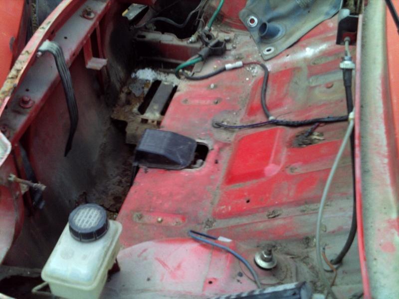 Restauro Fiat 126 Personal 4 - Pagina 2 Pict0020