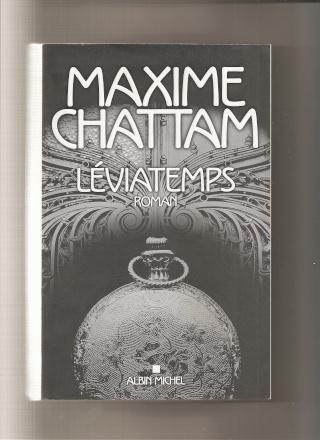 [Chattam, Maxime] Le diptyque du temps - Tome 1: Léviatemps Leviat10