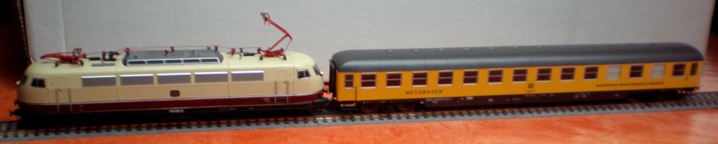 Bahndienstfahrzeug 750 001-0 in Spur HO 750_710