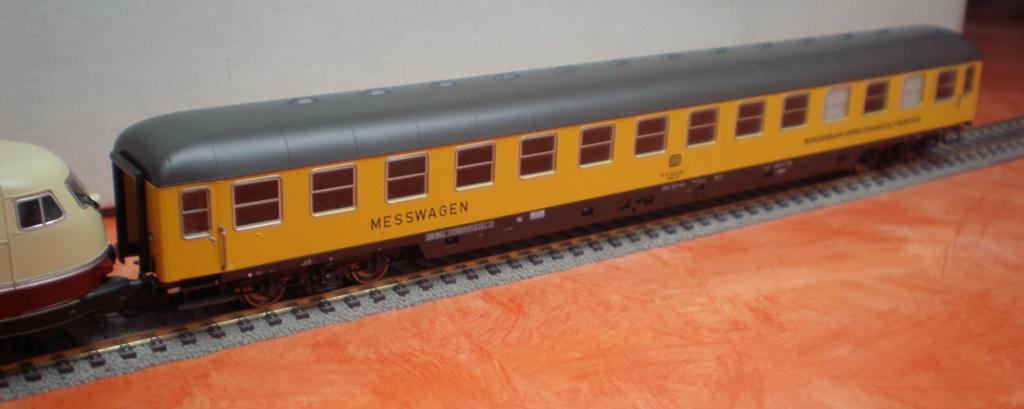Bahndienstfahrzeug 750 001-0 in Spur HO 750_810