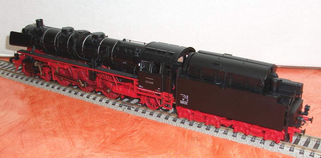 BR 03.10 der DB mit Altbaukessel in HO Br_03_58