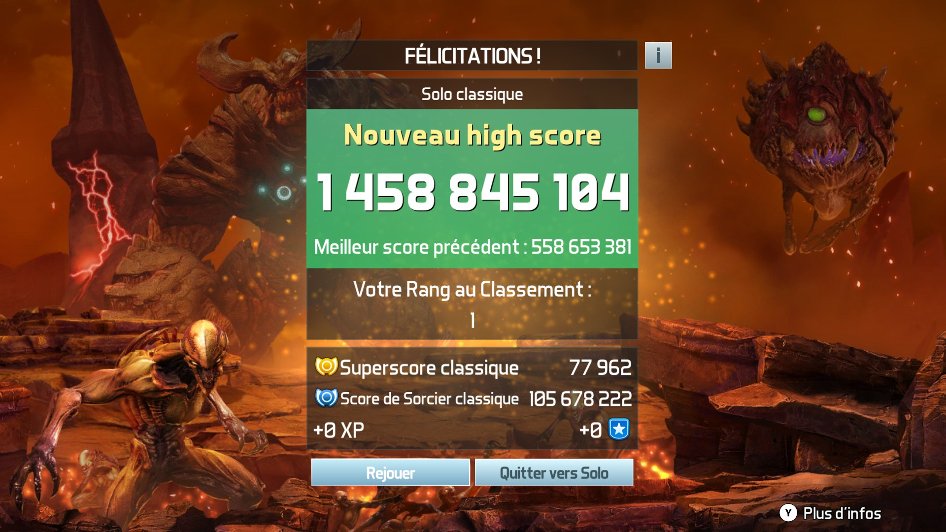 LUP's Club TdM 11.18 : Alerte Invasion • DOOM, The Walking Dead, Earth Defense 20181110