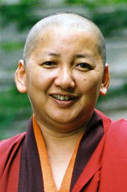 Conférence publique de Jétsün Khandro Rinpoché le vendredi 1er octobre à 17h en direct sur internet Jetsun10
