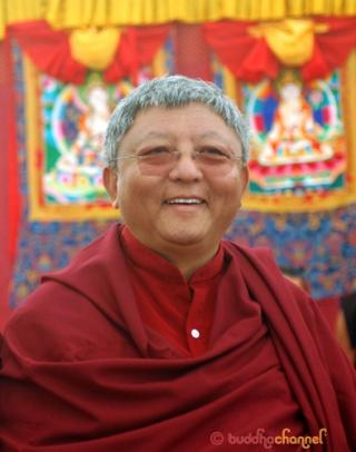 Le Lâcher prise - Lama Jigmé Rinpoché Jigme311