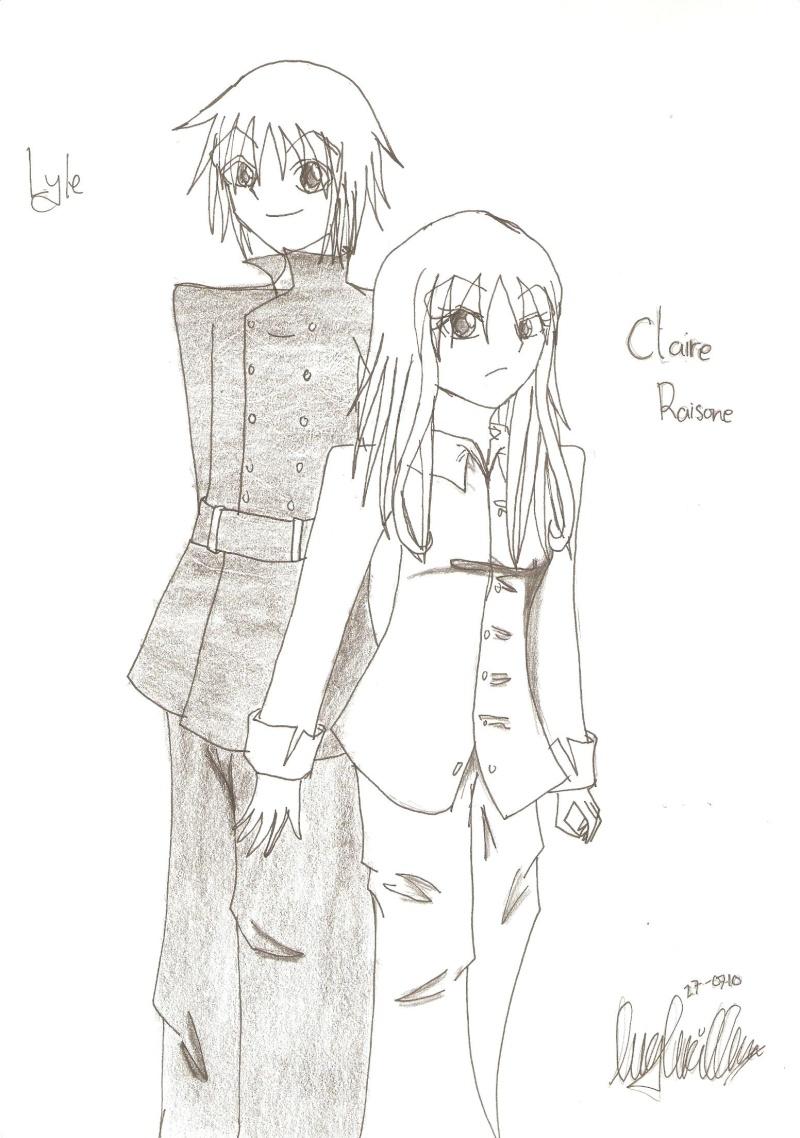 Bloody Mary + Chara design Oc_fic10