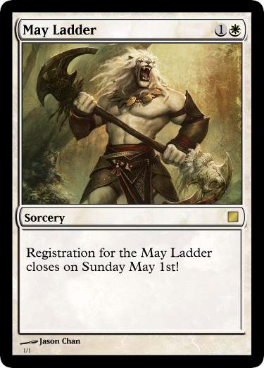 [MTG] May Ladder - Gaming Open May_la10