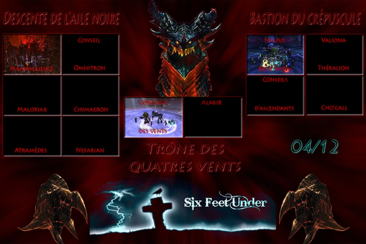 Six Feet Under - Guilde Wow Illidan - Portail Down_c10