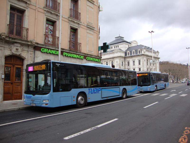 [Le Puy en Velay] Quelques nouvelles du réseau TUPID 00511