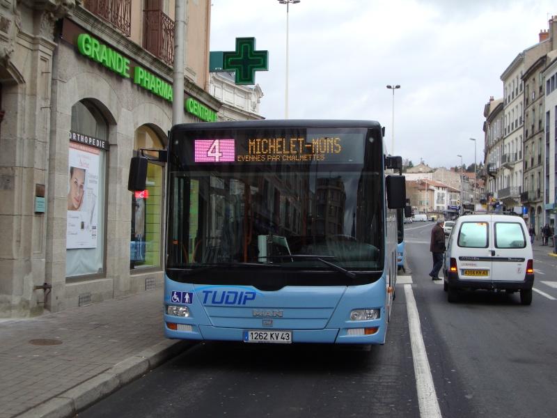 [Le Puy en Velay] Quelques nouvelles du réseau TUPID 00610