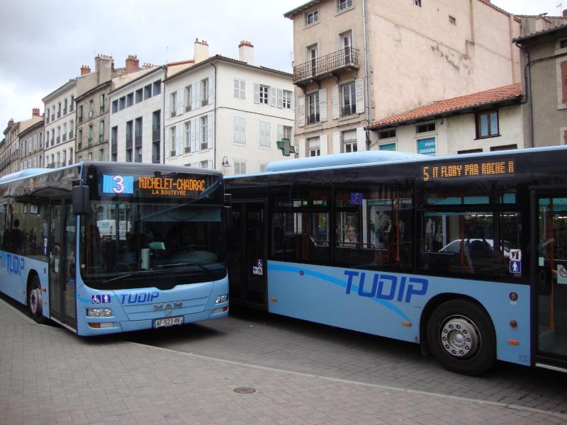 [Le Puy en Velay] Quelques nouvelles du réseau TUPID 00710