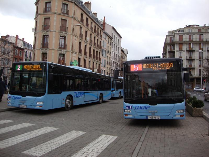 [Le Puy en Velay] Quelques nouvelles du réseau TUPID 01510