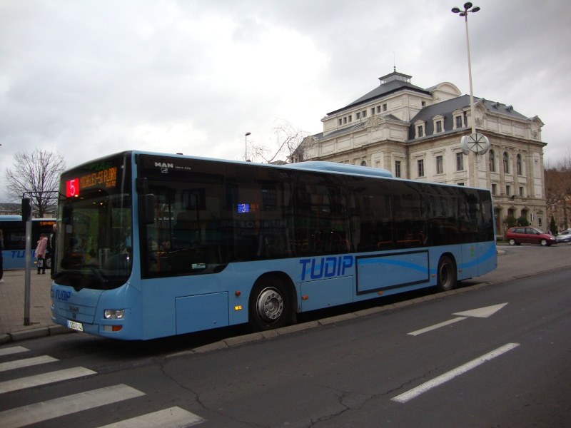 [Le Puy en Velay] Quelques nouvelles du réseau TUPID 01810