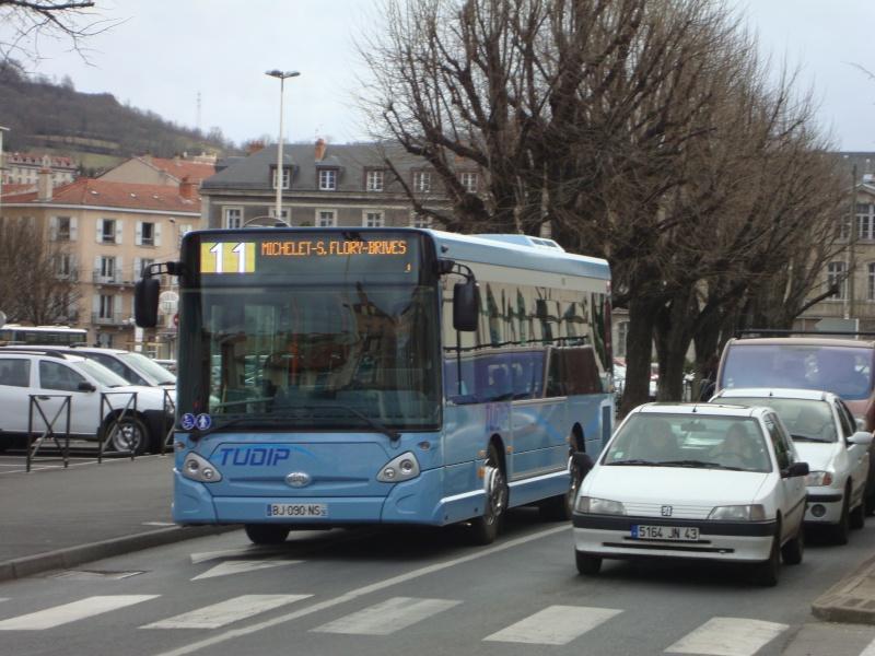 [Le Puy en Velay] Quelques nouvelles du réseau TUPID 02910