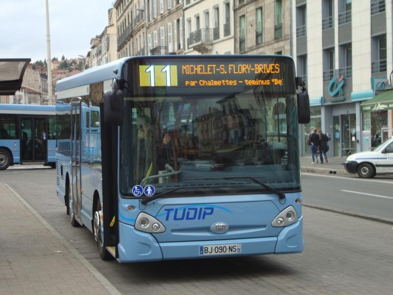 [Le Puy en Velay] Quelques nouvelles du réseau TUPID 03111