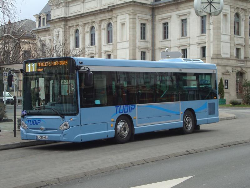 [Le Puy en Velay] Quelques nouvelles du réseau TUPID 03210