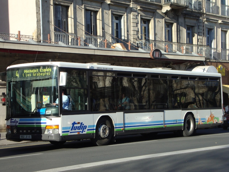 [Le Puy en Velay] Quelques nouvelles du réseau TUPID Dsc01918