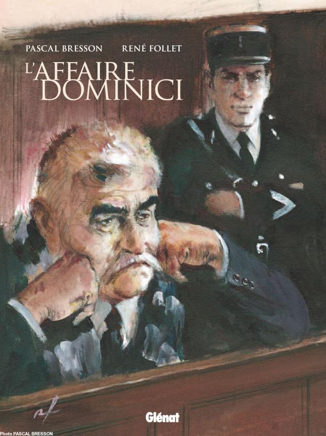 L'affaire Dominici, Pascal Bresson, René Follet. Domi10