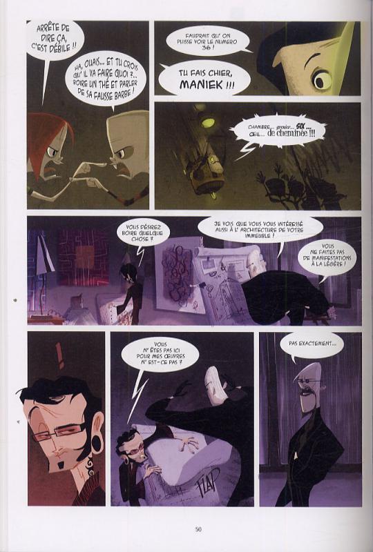 Passages secrets [David Boriau, Goum] Secret10