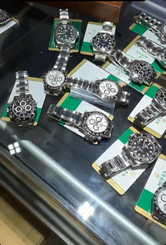 Rolex : Après l'heure, ce n'est plus l'heure... Billet  - Page 2 20191110
